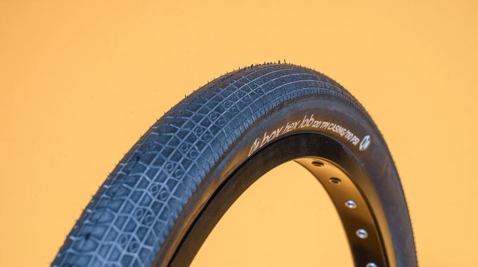 BOX - HEX LAB FOLDING TYRES - REVIEW