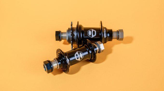 BOX - ONE QUANTUM BMX RACE HUBSET - REVIEW