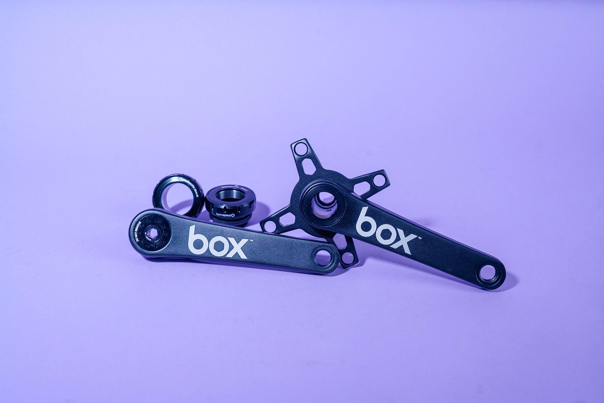 BOX – VECTOR CRANKS – REVIEW