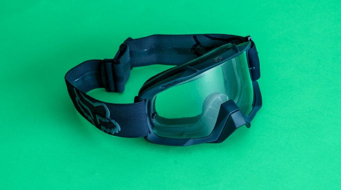 FOX - AIR SPACE GOGGLES - REVIEW
