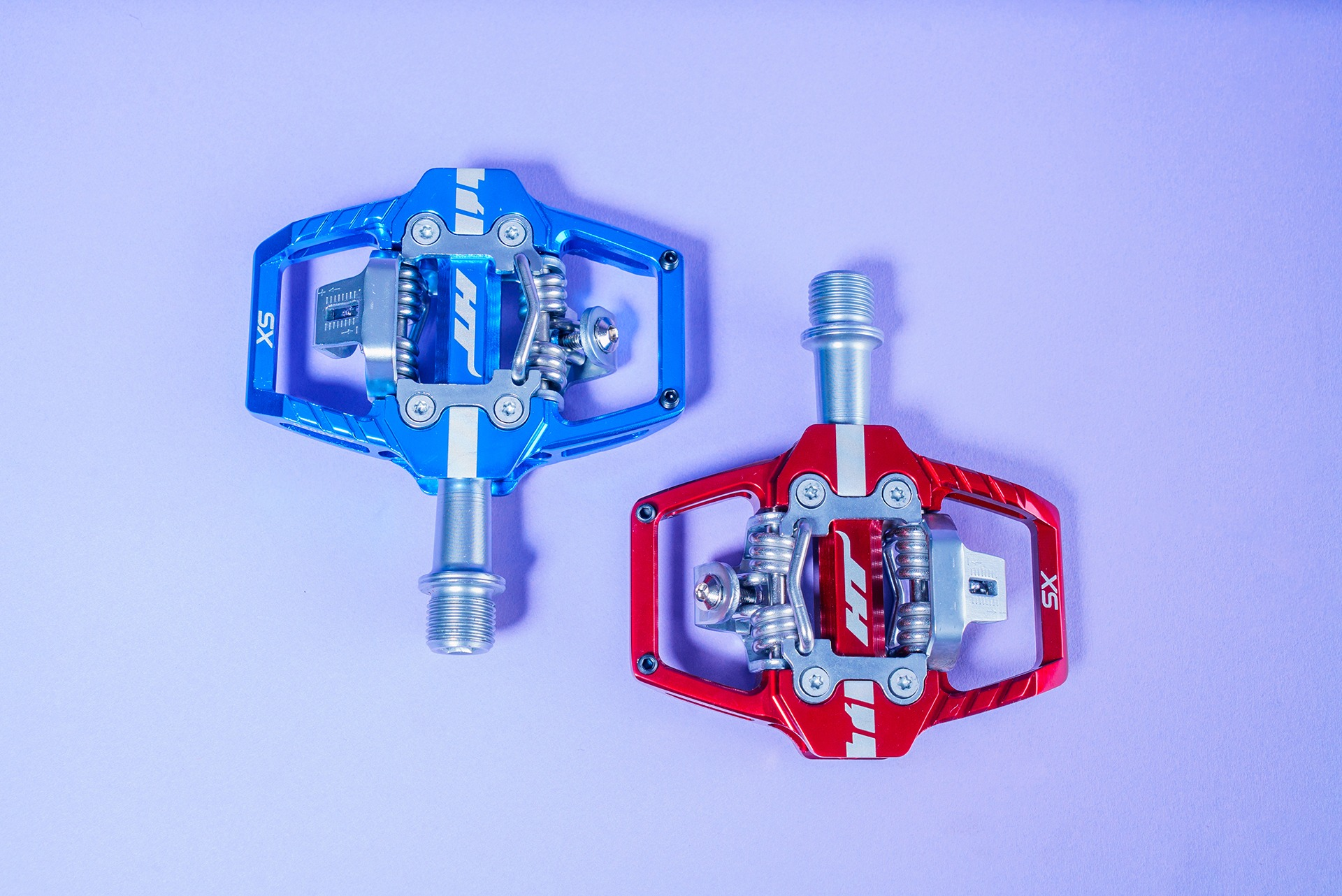 HT COMPONENTS - T1-SX PEDALS - REVIEW