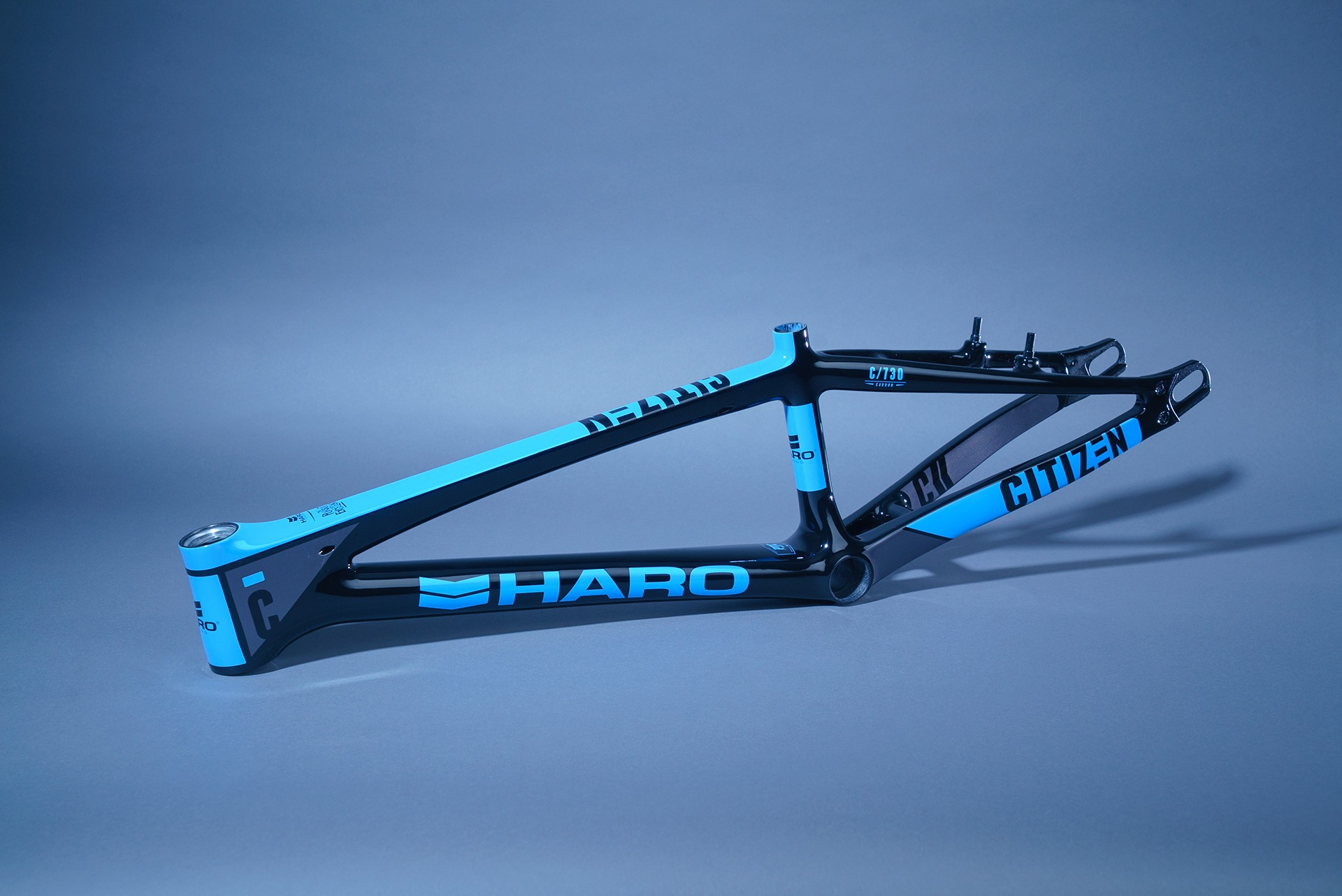 HARO - CITIZEN RACE FRAME - REVIEW