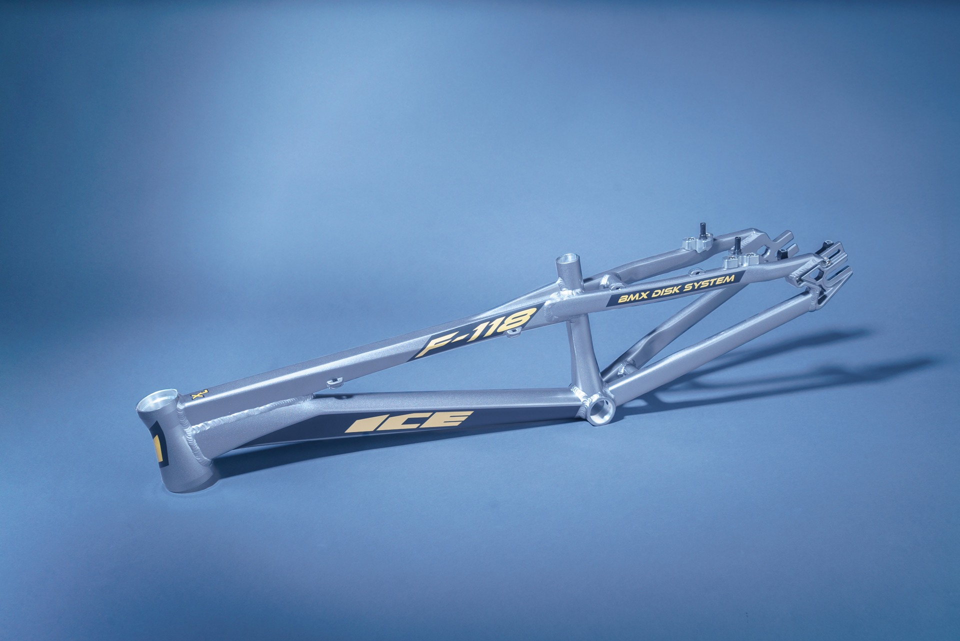 ICE - F-118 RACE FRAME - REVIEW