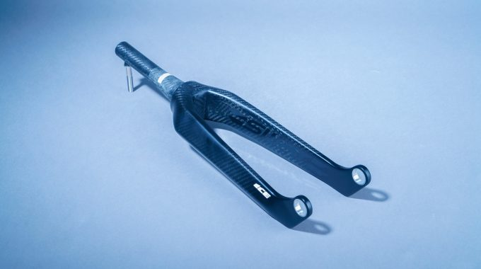 ICE - SWAT CARBON FORKS - REVIEW