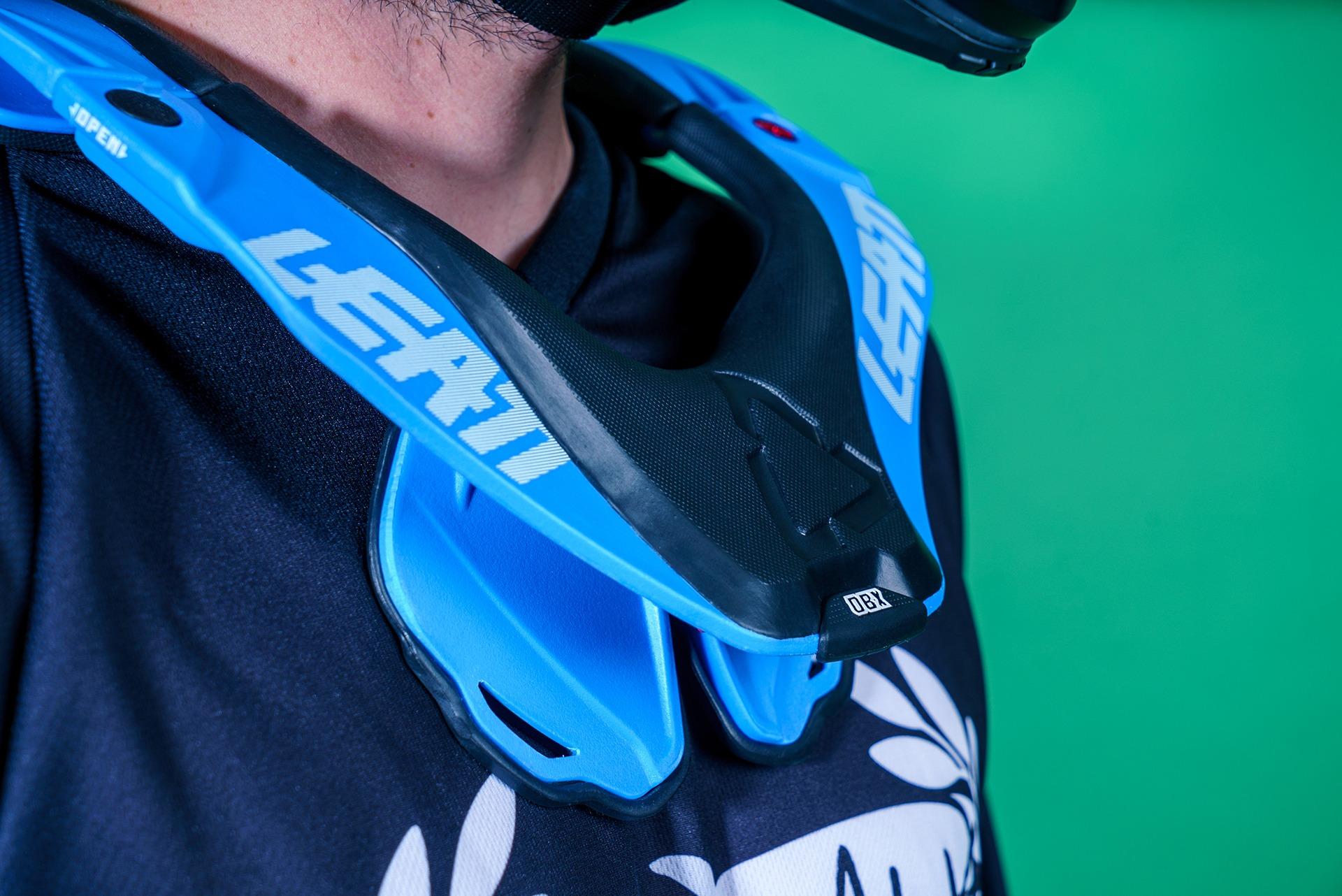LEATT – GPX 5.5 NECK BRACE – REVIEW