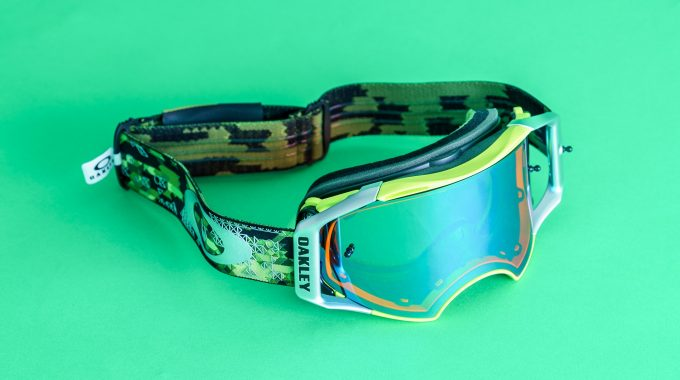 OAKLEY - AIRBRAKE GOGGLES - REVIEW
