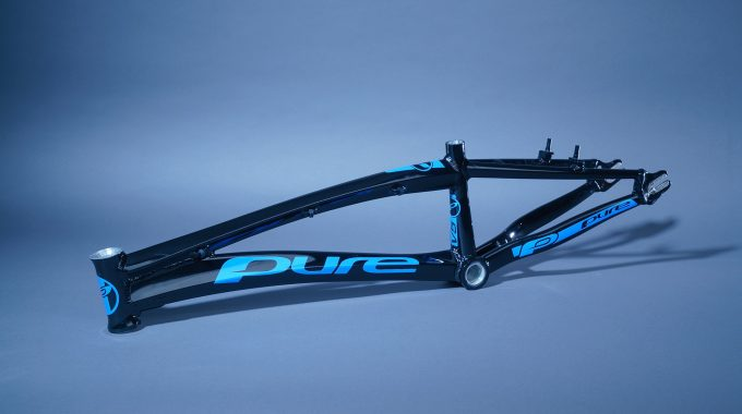 PURE - V5 RACE FRAME - REVIEW
