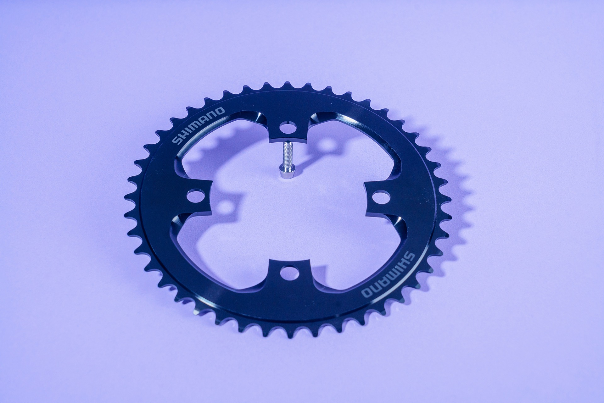 SHIMANO - SM-MX70 DXR CR80 CHAINRING - REVIEW