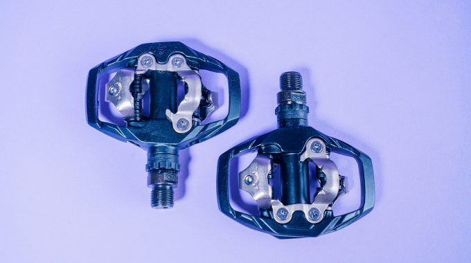SHIMANO - M530 SPD PEDALS - REVIEW