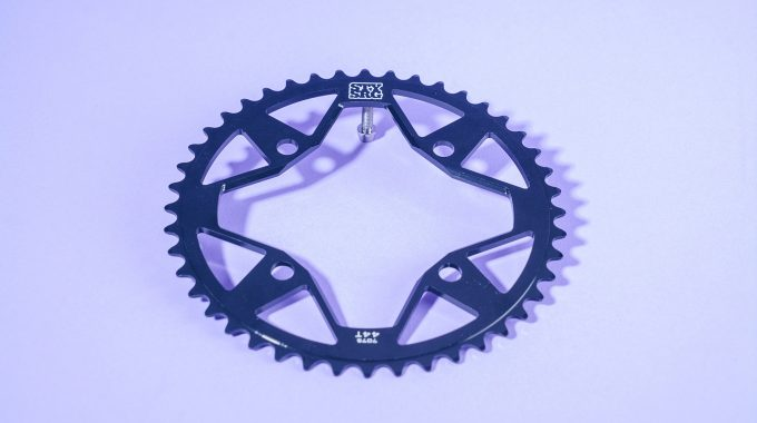 STAY STRONG - RACE DVSN CHAINRING - REVIEW