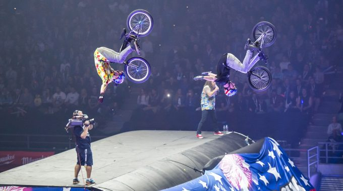 Win Nitro Circus Tickets And See Travis Pastrana And The 'You Got This' Live Tour In 2018