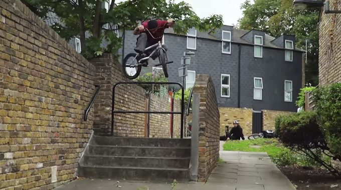 ODYSSEY LONDON with Gary Young, Broc Raiford, Justin Spriet, Travis Hughes
