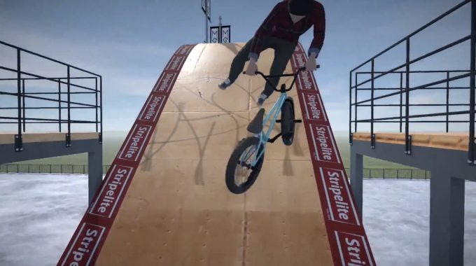 BMX STREETS PIPE - Out Now on Xbox