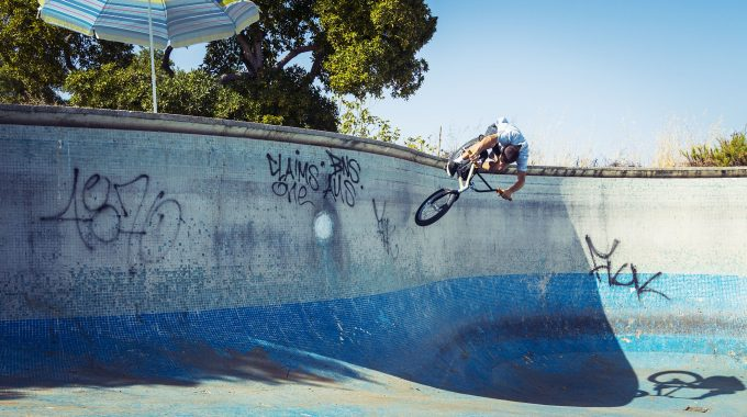 PORTUGAL POOL PARTY: BMX Pool Riding with João Soares & Kevin Kalkoff