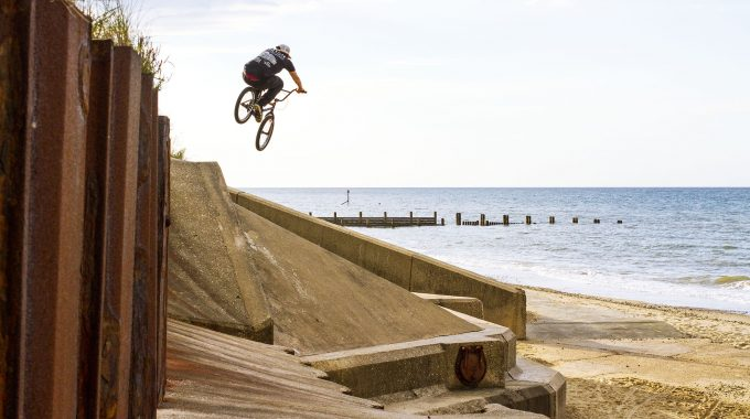 NORWICH BMX SCENE: A 2017 Home Video