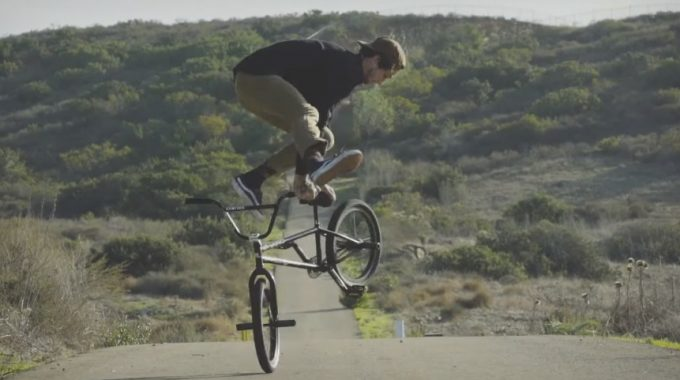 VANS: Matthias Dandois - Welcome to Vans BMX Global Team