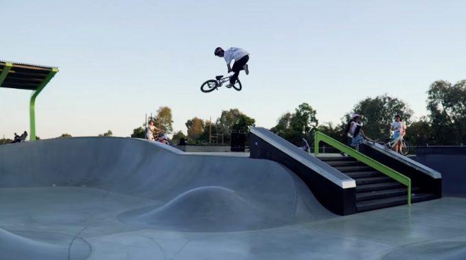 COLONY BMX: Alex Hiam - Summer 17/18