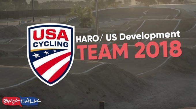 VIDEO: Haro / US Development Team
