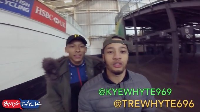 VIDEO: The Whyte Brothers VLOG