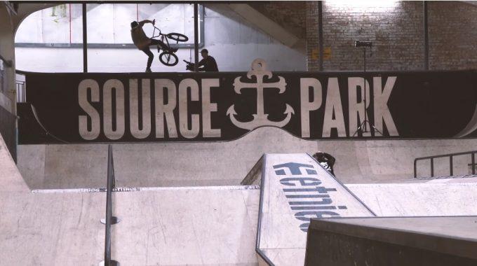 SOURCE BMX: Lock In - Greg Illingworth