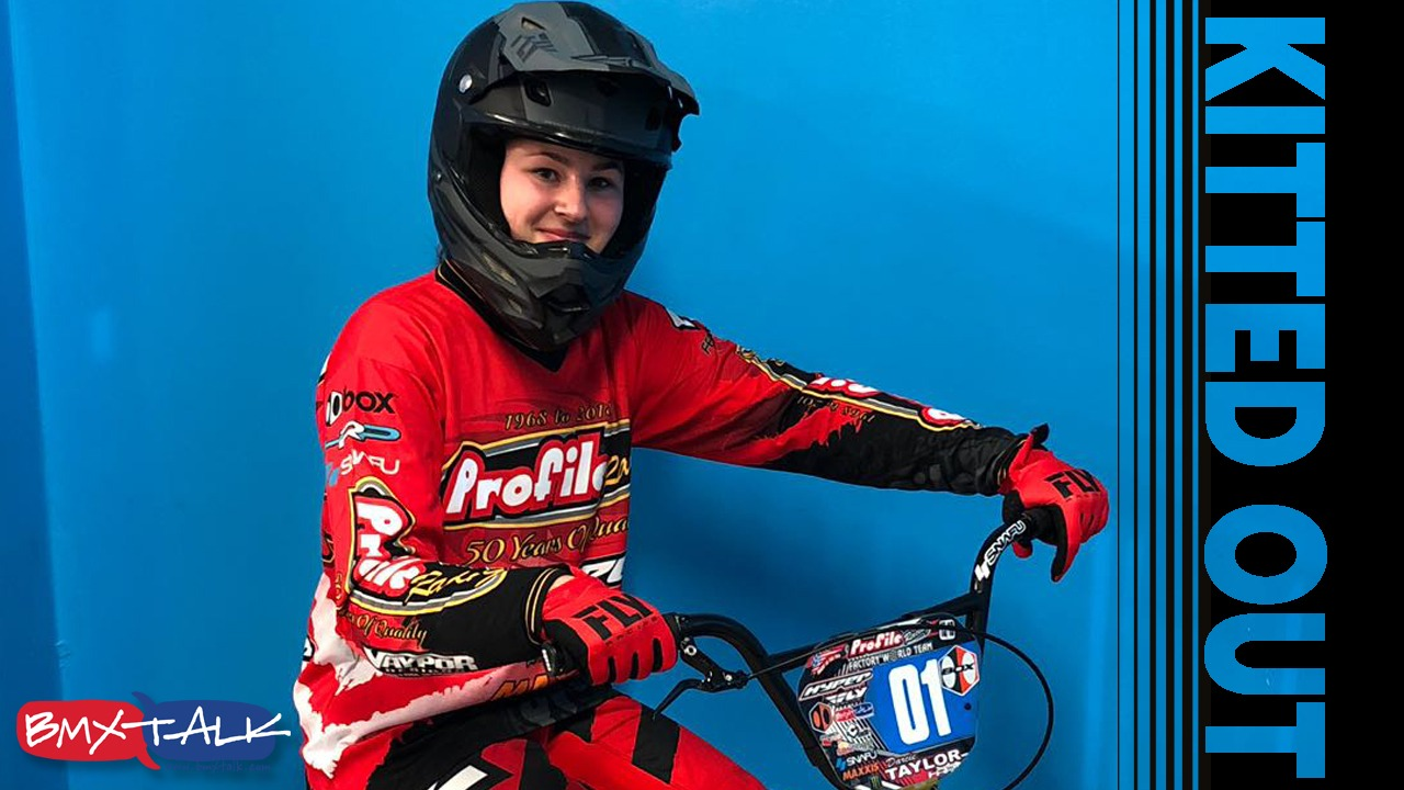 KITTED OUT: Profile Racing - Darcie Taylor | Ride UK