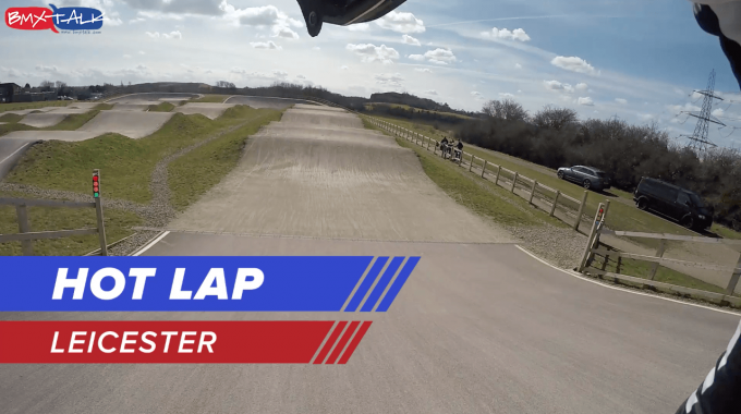 HOT LAP - Leicester Huncote Hornets BMX Track