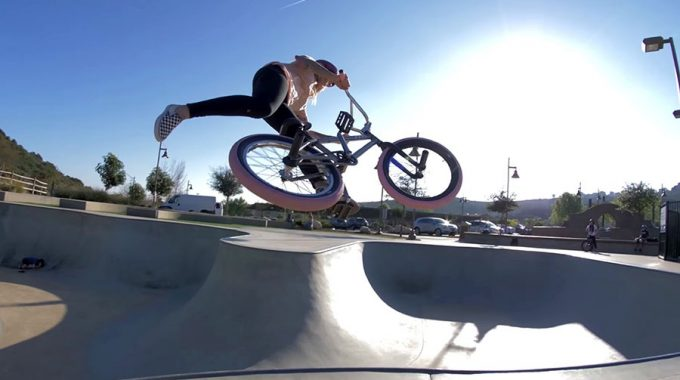 WOMENS BMX: Angie Marino & Perris Benegas on Cult