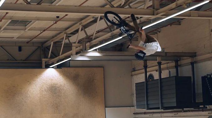 Tom Van Den Bogaard: Tall Order Video Part 2018