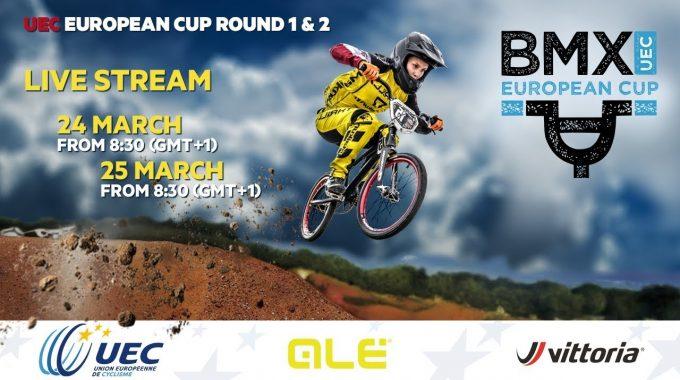LIVE BMX - UEC European Cup