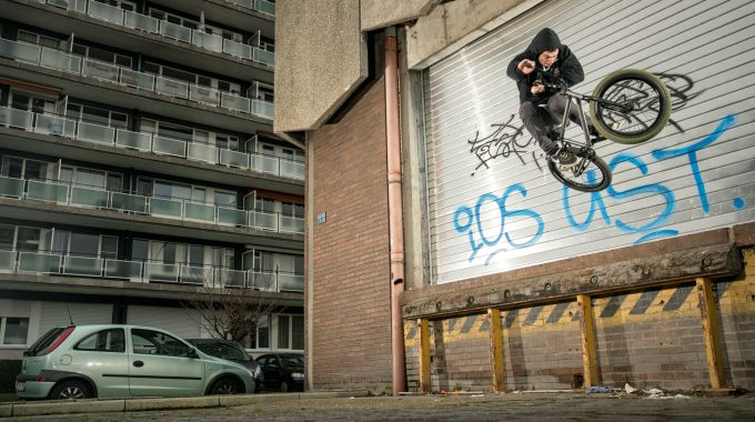 BIKE CHECK: Thijs Vervaeck
