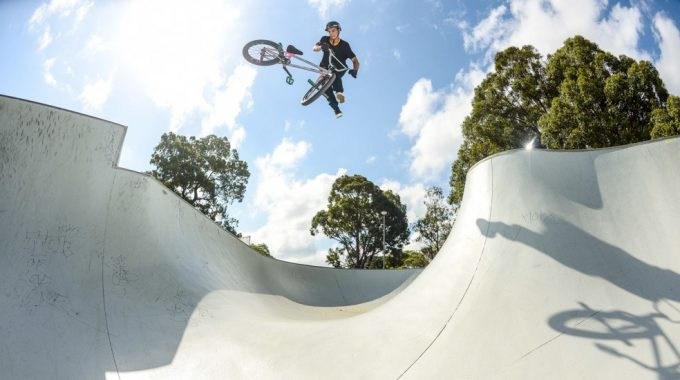 VANS BMX PRO CUP 2018: Sydney Course Preview