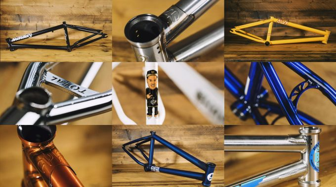 16 of the Best BMX Frames – 2018 BMX Buyer's Guide