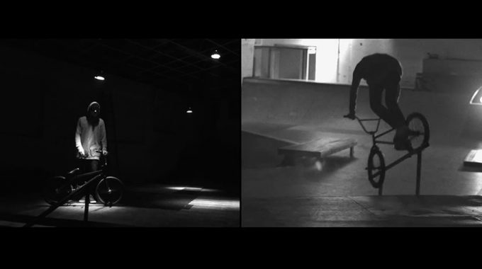 PAR BMX: Janis Bauska - Hidden Under Cover