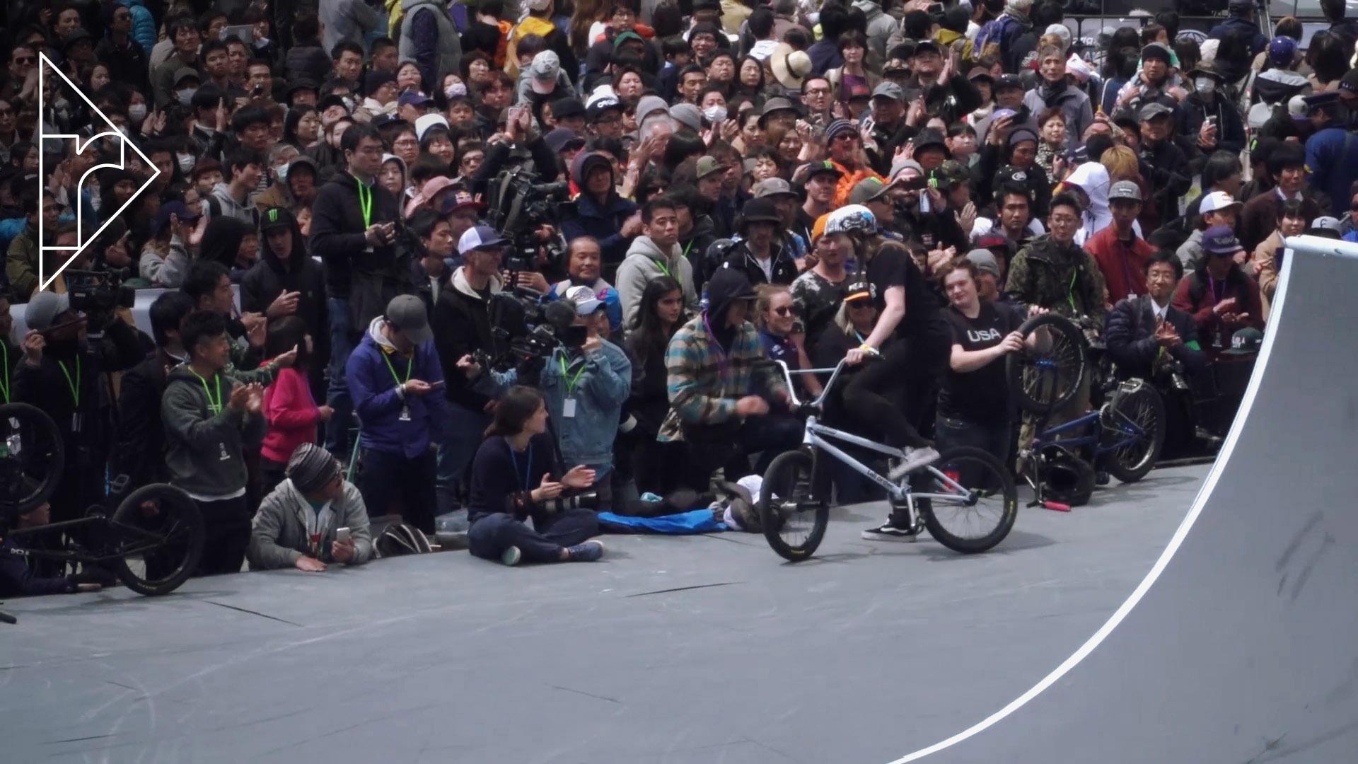 BRITISH CYCLING BMX: Freestyle BMX Team Talks