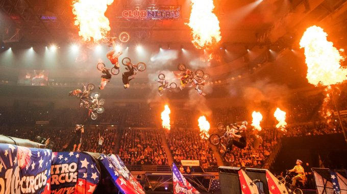 NITRO CIRCUS 2018 Tickets: Second London Date Added