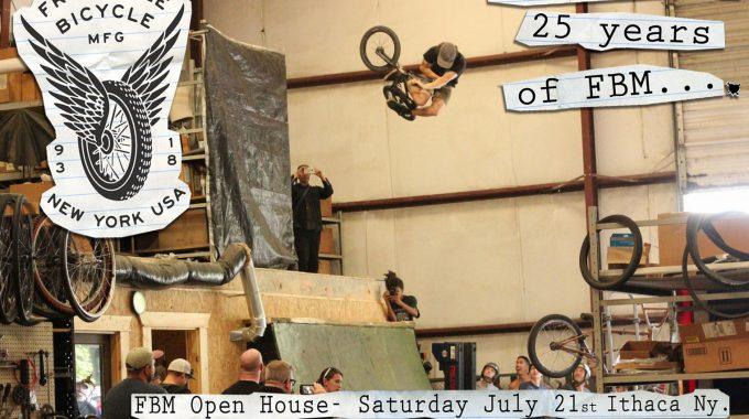 25 YEARS OF FBM: FBM Open House Invite