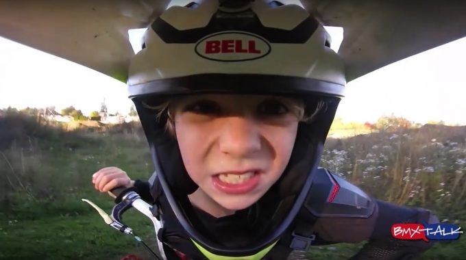 7 Year Old BMX'er Rex Wins GoPro Awards