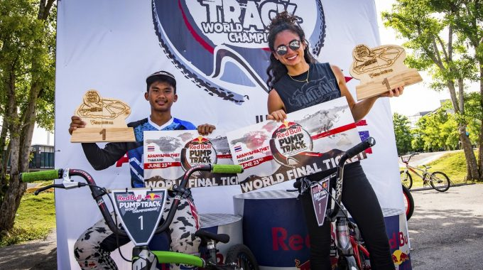 Red Bull Pump Track World Championship - Thailand