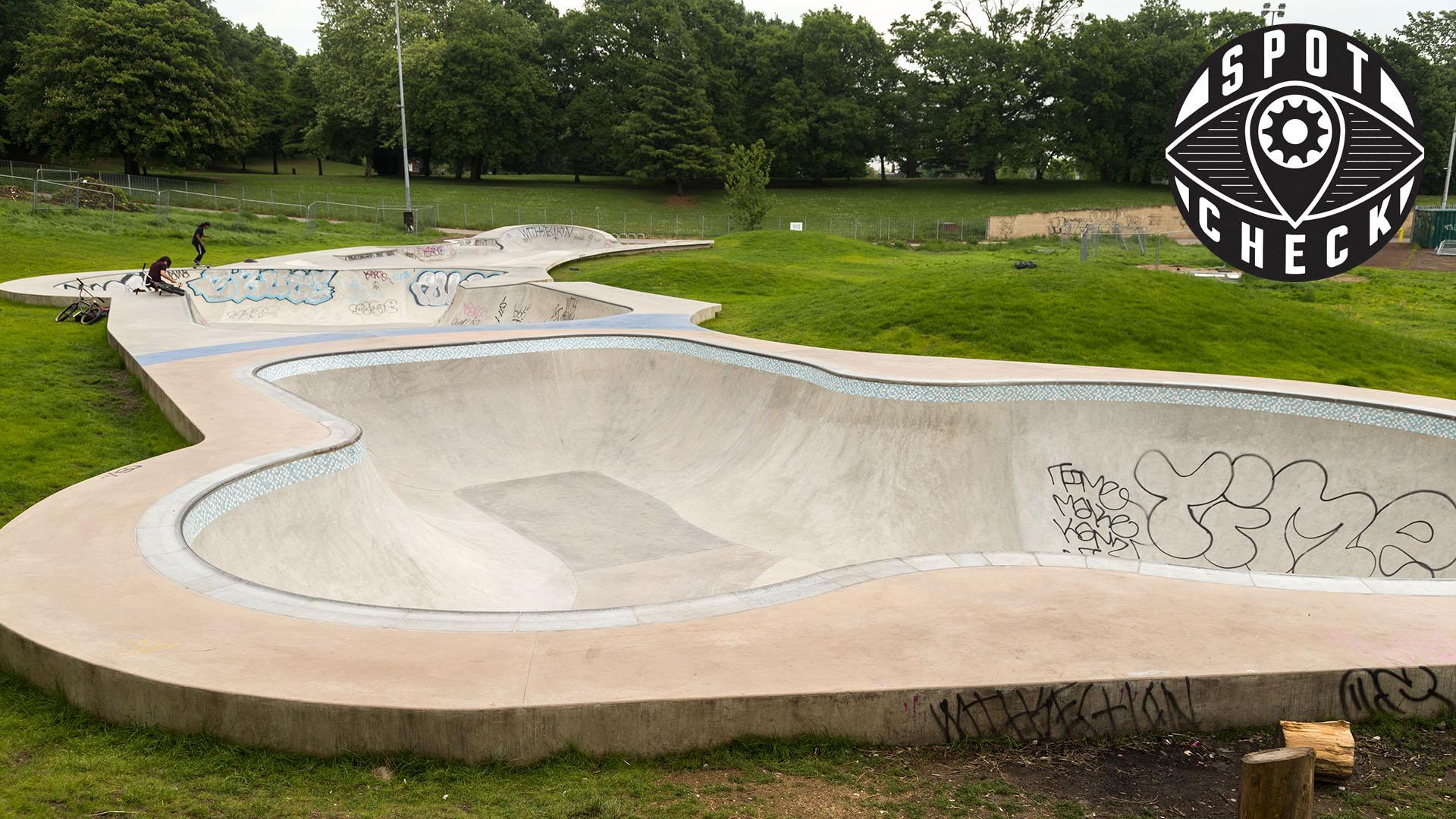 SPOT CHECK: Crystal Palace Skatepark