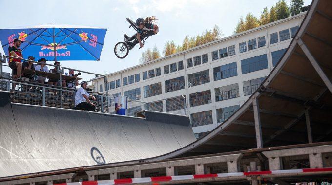 040 BMX Invitational Spine Ramp Contest 2018