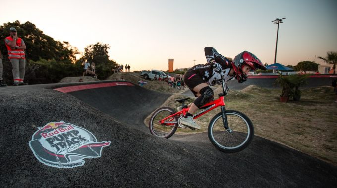 Europe's Best Came Out Fighting | Red Bull Pump Track