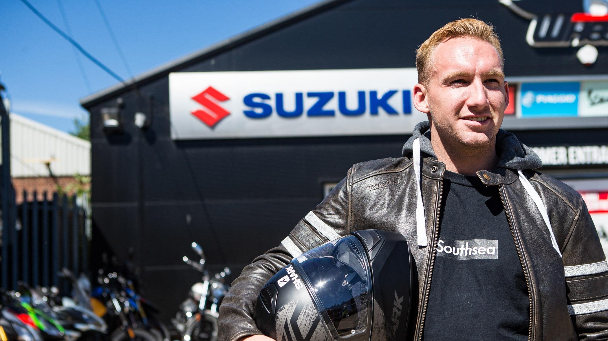Declan Brooks on Suzuki Motorcycles and Team GB | Ri
