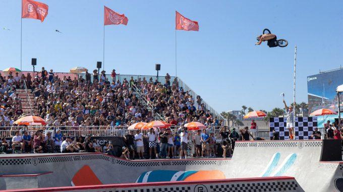 VANS BMX PRO CUP: Huntington Beach 2018