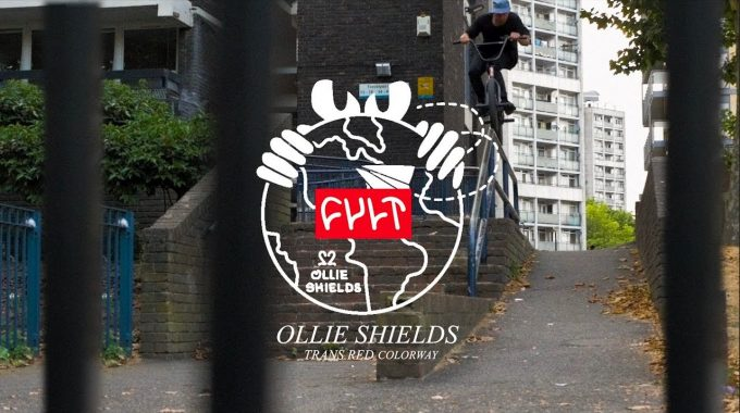 CULT CREW: Ollie Shields - Trans Red Frame Promo