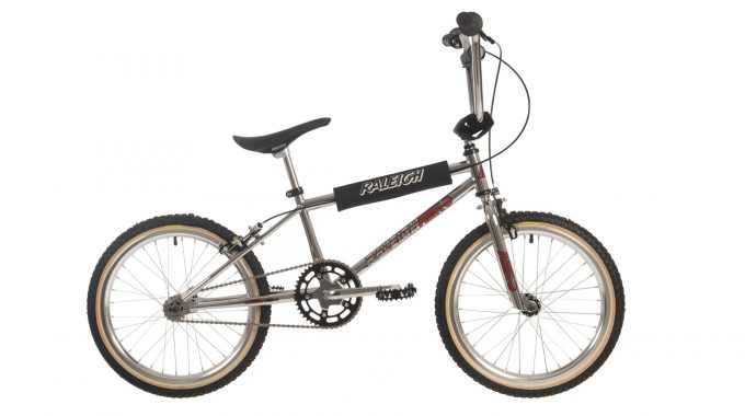 RALEIGH BURNER: 35th Anniversary Edition