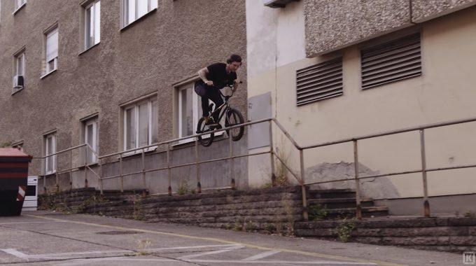 KINK BMX: Dan Coller - Contender Bars Promo