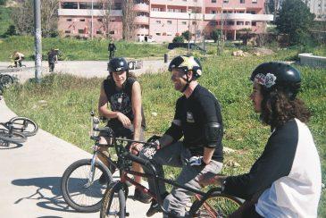 Crew. Nathan Goring, Ryan Nyquist, Rodrigo Vicente.