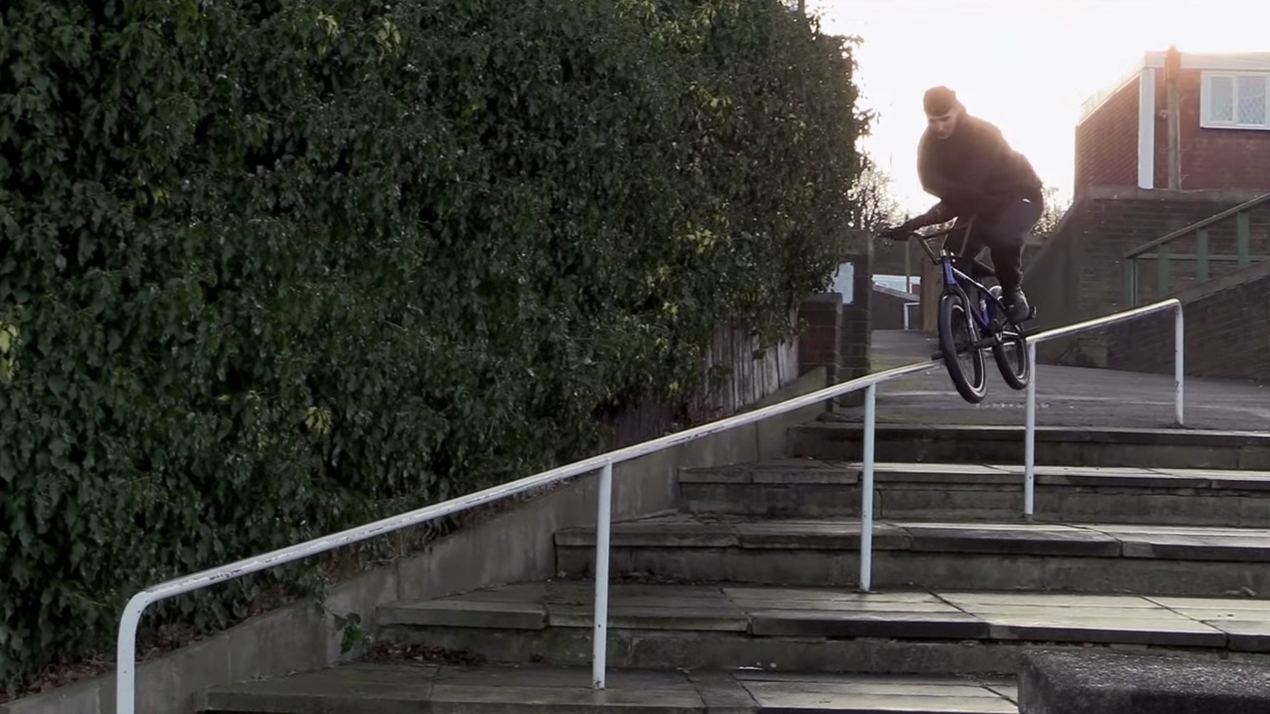 FEDERAL BMX: Lewis Cunningham - Welcome to Flow
