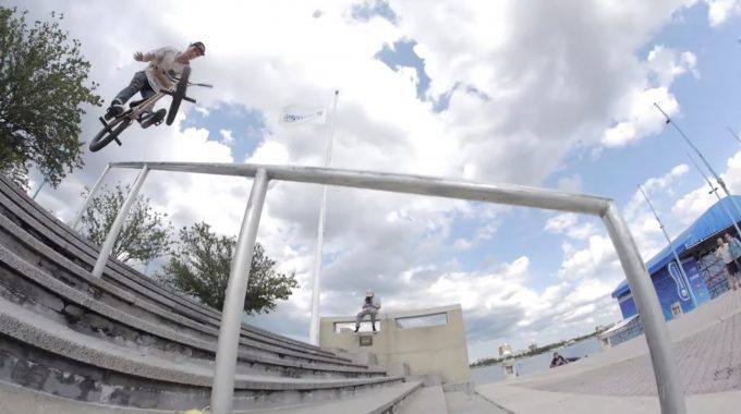 FEDERAL BMX: FTS 'Lost It' Vol 8
