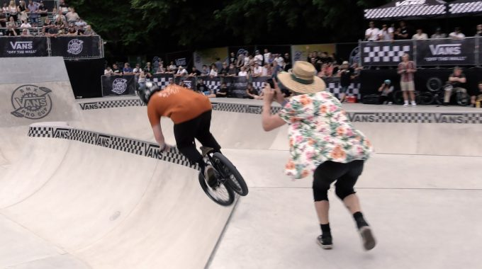 VANS BMX PRO CUP: UK Riders in Stuttgart